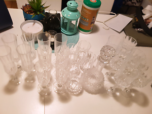vintage crystal d'arques Hadfield Moreland Area Preview
