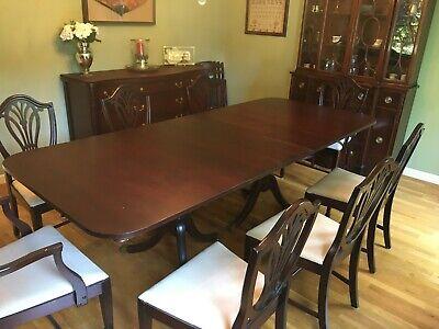 Dining Sets Antique Mahogany Dining Set Vatican