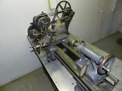South Bend Workshop Precision Metal Lathe 9 Swing 3 12 Foot Bed
