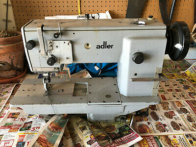 Adler 467fa-63s Industrial Sewing Machine Model 467fa-63s Head Only