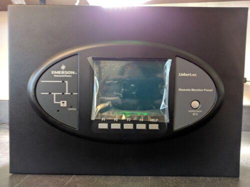 Emerson Liebert Remote Monitor Panel UF-RMP01