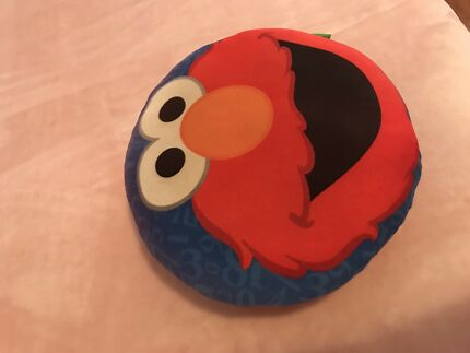 Elmo cushions