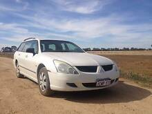 2005 Mitsubishi Magna Wagon Melbourne CBD Melbourne City Preview