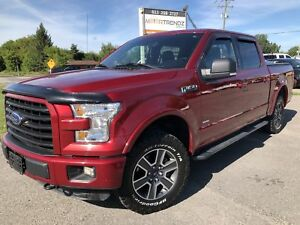 2016 Ford F-150 XLT Crew XLT Sport Ecoboost! Nice with Bucket...