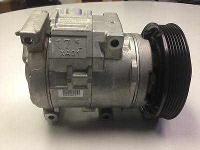 AC Compressor OEM Denso fits Acura MDX, ZDX / Honda Odyssey, Pilot, Ridgel... QR