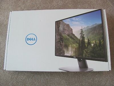 "Brand New Dell SE2717HR 27"" IPS LED Full HD 1920X1080 Computer Monitor"