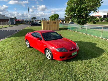 2005 Hyundai Tiburon V6 Coupe sport / Rwc✔️Rego✔️Warranty✔️67000kms✔️  Archerfield Brisbane South West Preview