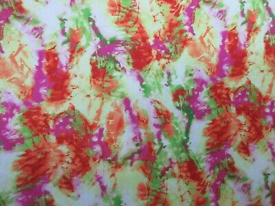 2 yards 4 way stretch spandex lycra swimsuit fabric beautiful (Lycra Swimsuit Fabric)