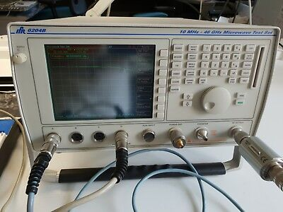 Aeroflex Ifr Marconi 6204b Scalar Network Analyzer 10mhz-46 Ghz Tested