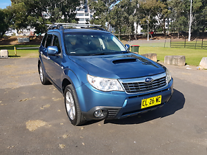 Subaru Forester XT Premium 2008 Carlingford The Hills District Preview