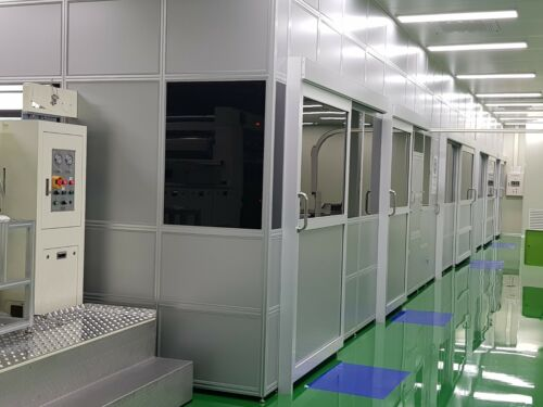 Cleanroom for sale clean room class 10 to100,000 / ISO 4 to ISO 9
