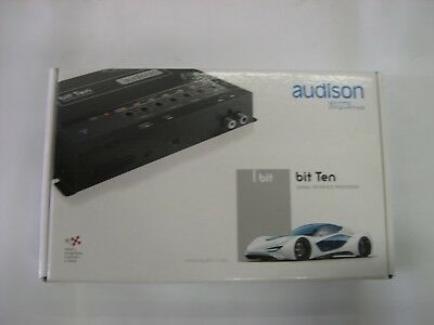 AUDISON BIT TEN MULTI FUNCTION DIGITAL SIGNAL INTERFACE PROCESSOR CAR AUDIO NEW