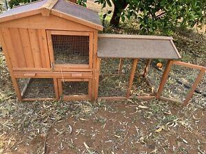 Rabbit / chicken cage