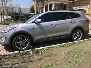 2013 Hyundai Santa Fe XL(7pass)AWD,Leather,Panoroof,Auto Starter