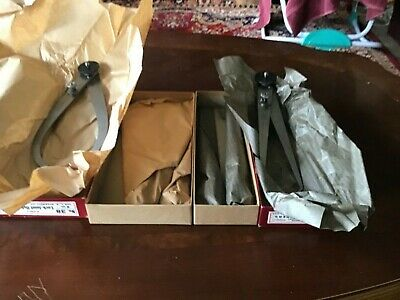 Two Full New Boxes Vintage N0s 8machinist Starrett Calipers Usa 38 39