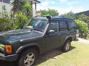 2002 Land Rover Discovery Wagon Macquarie Hills Lake Macquarie Area Preview