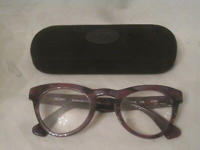SEE 4633 Handmade Japan eyeglasses prescription glasses cat eye frames w/ case