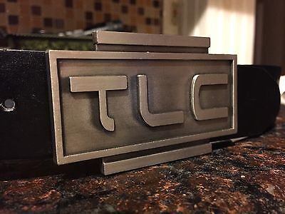 Rare TLC No Scrubs Replica Belt Buckle