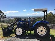**BRAND NEW EUROLEOPARD TRACTOR - FT554 55HP - DISCOUNTED** Kingsholme Gold Coast North Preview