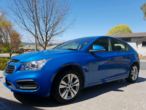 2015 Holden cruise