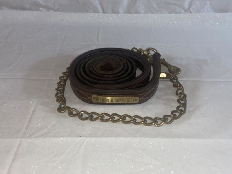 Walsh Padded Chain Lead Line