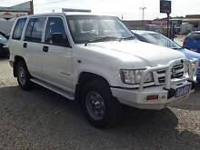 2003 Holden Jackaroo V6 Dual Fuel Wagon Mooroolbark Yarra Ranges Preview
