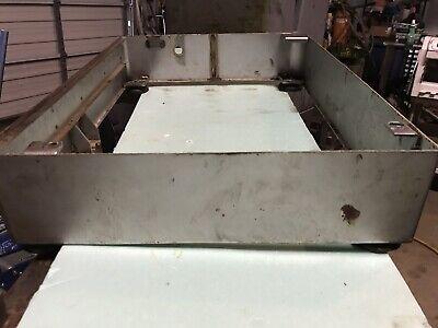 Hobart 1712 Slicer Base Frame Bottom Stand Stainless  1612 1812 W Rubber Feet