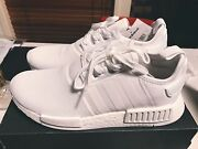 Adidas NMD Triple White US 11 Melbourne CBD Melbourne City Preview