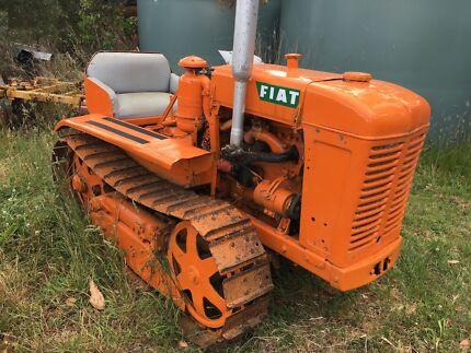 Crawler tractor gumtree australia free local classifieds fiat 25c crawler tractor fandeluxe Images
