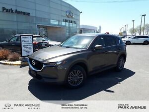 2018 Mazda CX-5 CUIR*CAMERA*CLEF INTELIGENTE* NOUVEL ARRIVAGE