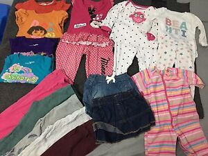Toddler Girl clothes lot (18-24months)