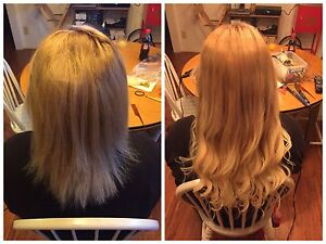 BEAUTIFUL PROFESSIONAL HAIR EXTENSIONS
