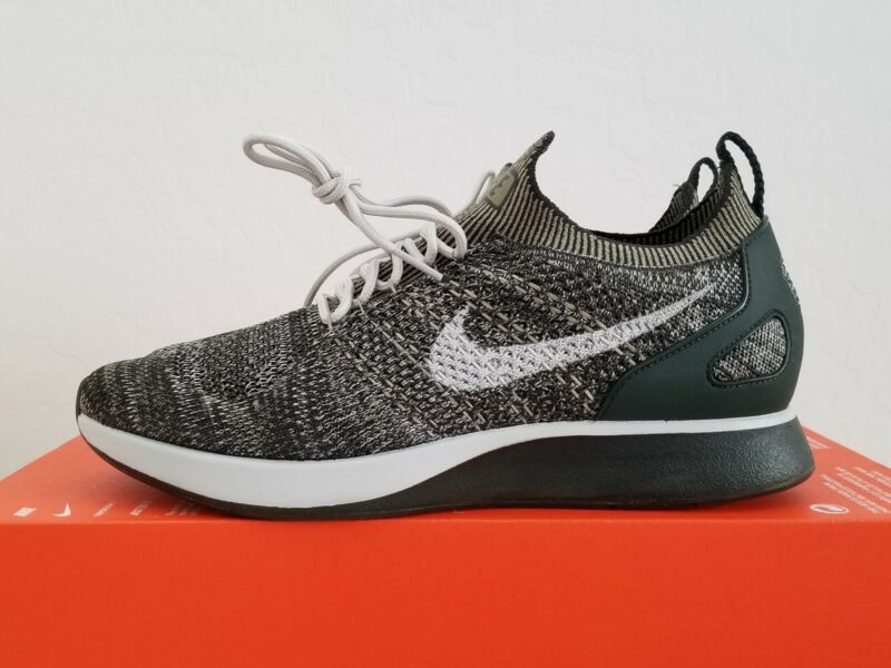 buy popular 24322 fd4db Nike Air Zoom Mariah Flyknit Racer Sequoia Neutral Olive Men s 918264 301  Size 9
