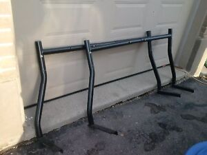 top racks for canoe, kayak, ladders or others