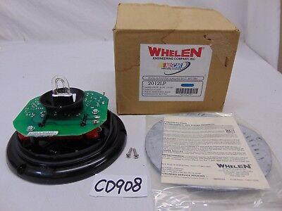 Whelen 2012 Lp 2012lp Dome Single Flash 12-24 Volt Light Beacon No Lens In Box