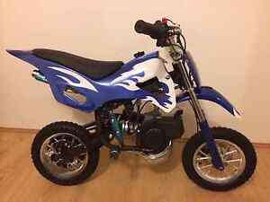 Mini Dirt Trail Bike 49cc Pee Wee Kids Toy Pocket Rocket Ellenbrook Swan Area Preview