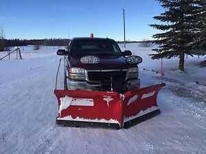 Small Snow Removal business in Rocky Mountain House for sale