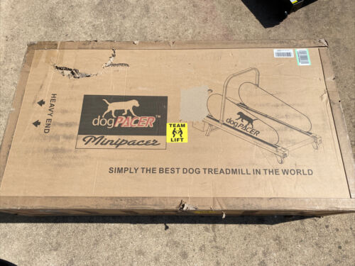 DogPacer Minipace Dog Treadmill