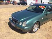 MERCEDES 320CLK COUPE 1998 Wangara Wanneroo Area Preview