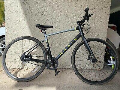 Marin Presidio 3 2020 commuter bike
