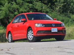 2016 Volkswagen Jetta TSi Trendline