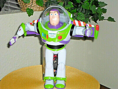 Vintage Buzz Lightyear Ultimate Talking Action Figure Toy Story for sale  Shipping to India
