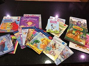 Awesome collection of kids (girls) books-25 in total
