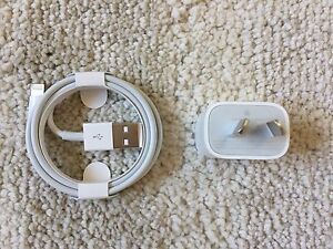 Apple charger and Cord charger (ORIGINAL) Sydney City Inner Sydney Preview