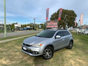 2016 MITSUBISHI ASX LS (2WD) XB MY17 AUTOMATIC LOW KMS 36 MONTHS FREE WRRANTY Kenwick Gosnells Area Preview