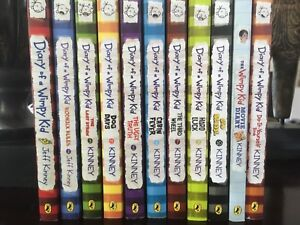 Diary of a Wimpy Kid Books !