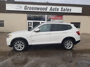 2014 BMW X3 xDrive28i PANO ROOF! BACKUP CAM! FINANCE NOW!