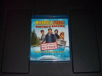 Without a Paddle: Natures Calling (Blu-ray Disc, 2009, Widescreen - Sensormatic ](without a paddle blu ray)