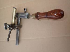 Dixon, Saddler's leather plough gauge. Very good condition Brendale Pine Rivers Area Preview