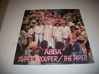 """ABBA- SUPER TROUPER VINYL 7"""" 45RPM PS"""